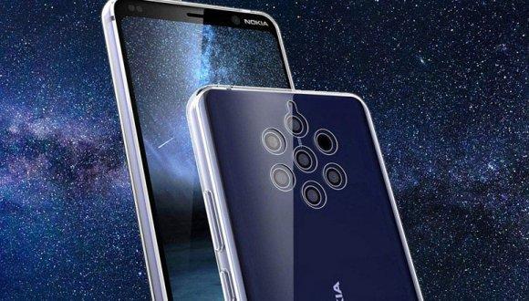 İşte 5 kameralı Nokia 9 tanıtım tarihi!