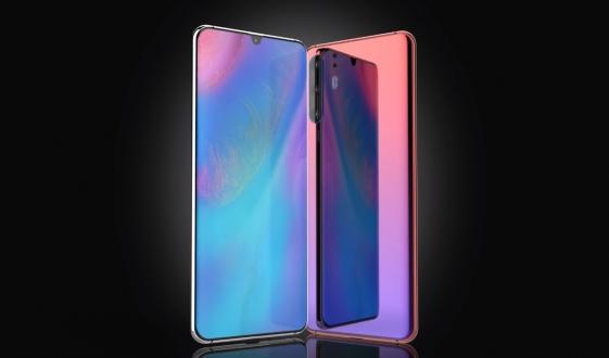 Huawei P30 Pro ilginç tasarımı ile birlikte karşınızda!