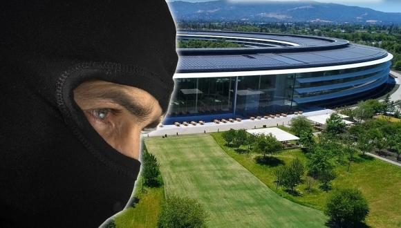 Apple çalışanı casusluk nedeniyle tutuklandı!