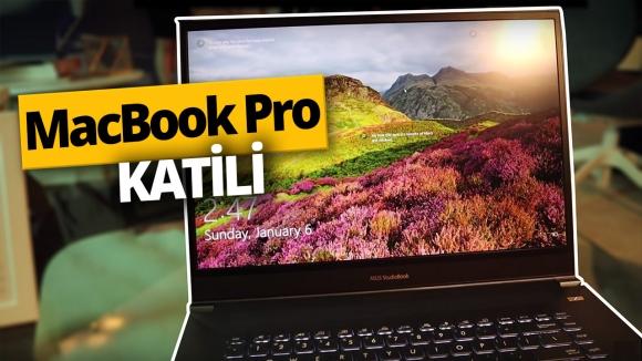 Asus StudioBook S (W700) ön inceleme