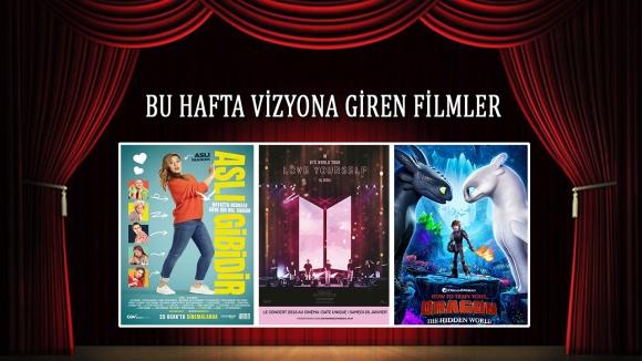 Bu hafta vizyona giren filmler – 25 Ocak