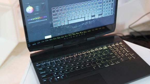 Oyun canavarı Dell Alienware M17 tanıtıldı!