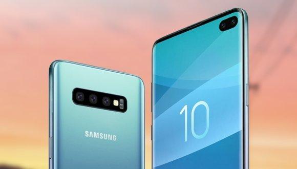 Galaxy S10 Plus'ın resmi basın görselleri sızdırıldı!