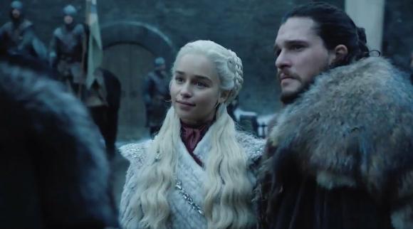 Game of Thrones 8. Sezon ilk sahnesiyle karşımızda!