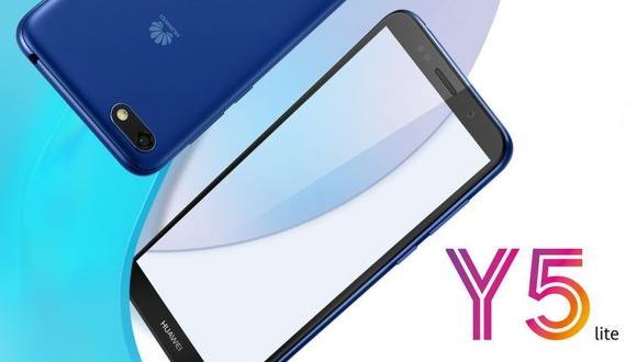 Huawei Y5 Lite tanıtıldı!