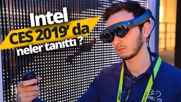 Intel CES 2019'da neler tanıttı? (Video)