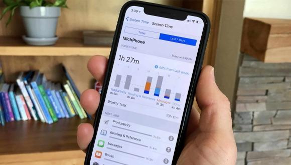 iPhone'un ekran süresi özelliği için büyük yenilik!