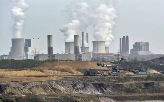 Almanya enerji üretiminde kömürden vazgeçiyor!