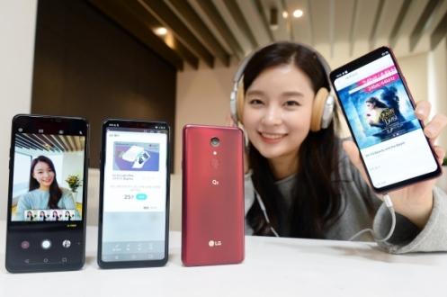 Snapdragon 821'li LG Q9 tanıtıldı! İşte özellikleri!