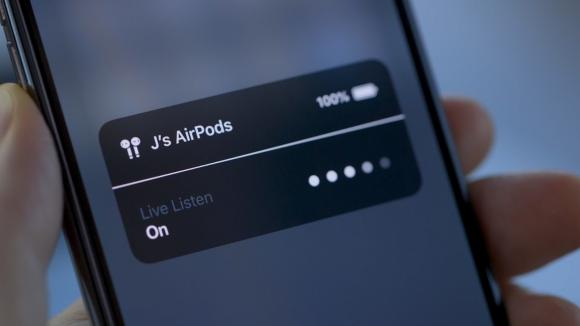 Live Listen sayesinde iPhone dinlemek mümkün!