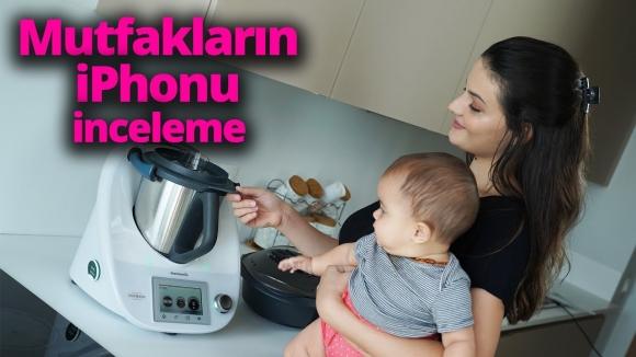 Mutfakların iPhone'u Thermomix TM5 mutfak robotu!