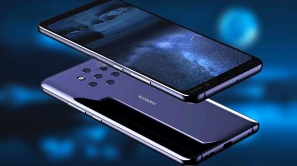 Nokia 9 PureView 18W hızlı şarj onayı aldı!