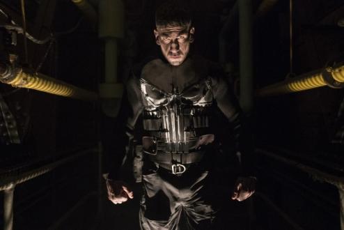 Punisher yeni sezon görüntüleri ortaya çıktı!