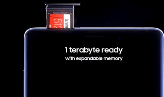 1 TB hafızalı Galaxy S10 doğrulandı!