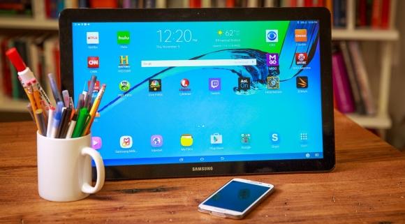 Devasa tablet Galaxy View 2'nin özellikleri ortaya çıktı!