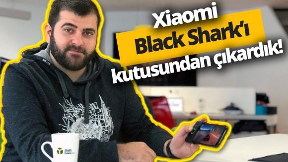 Oyuncu telefonu Xiaomi Black Shark kutudan çıkıyor