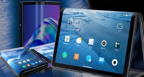 Xiaomi katlanabilir telefon çalışırken görüntülendi!