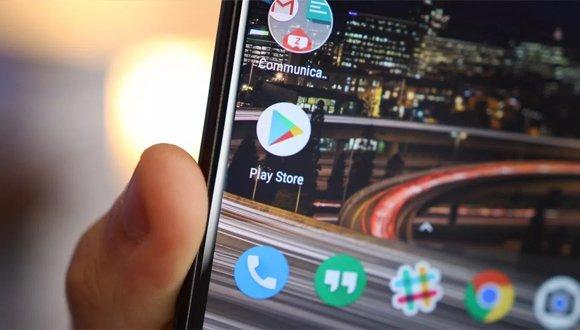 Google Play Store arayüz tasarımı yenileniyor!