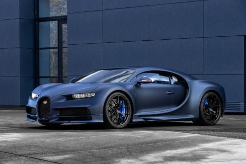 Özel seri Bugatti Chiron geliyor!