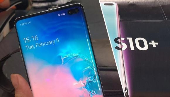 12 GB RAM'li Galaxy S10 Plus performans testinde!
