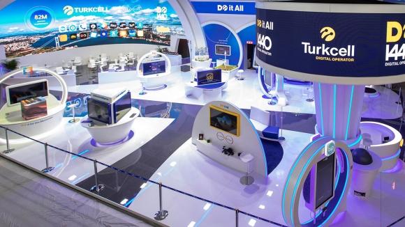 Turkcell MWC 2019 için hazır!