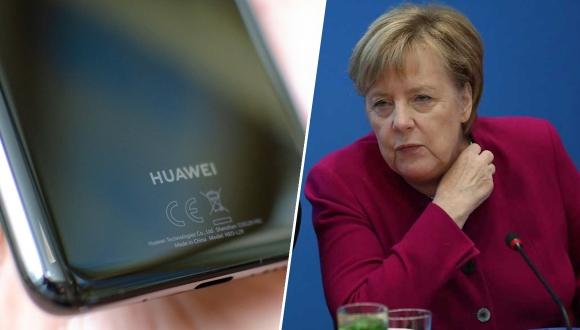 Merkel'den ABD'yi şaşırtan Huawei açıklaması!