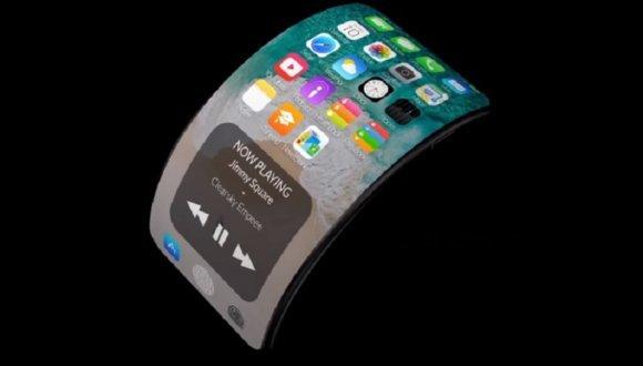 Apple katlanabilir iPhone ile yeniden gündemde!