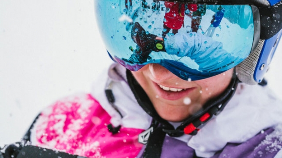 Bir kayak partneri olarak Apple Watch!