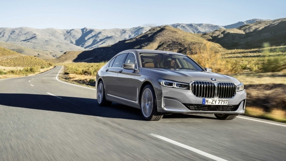 Elektrikli BMW 7 serisi tanıtıldı!