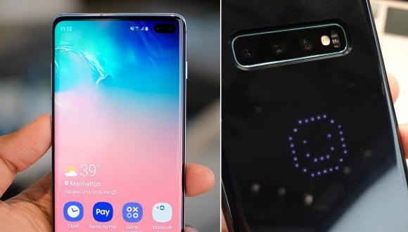 Galaxy S10 LED kılıf kullanıldığında kısıtlanıyor!