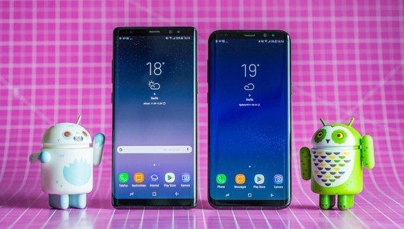 Galaxy S8 ve Galaxy Note 8 sahiplerini üzecek haber!