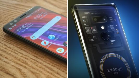 HTC Exodus 1 artık gerçek parayla satın alınabiliyor!