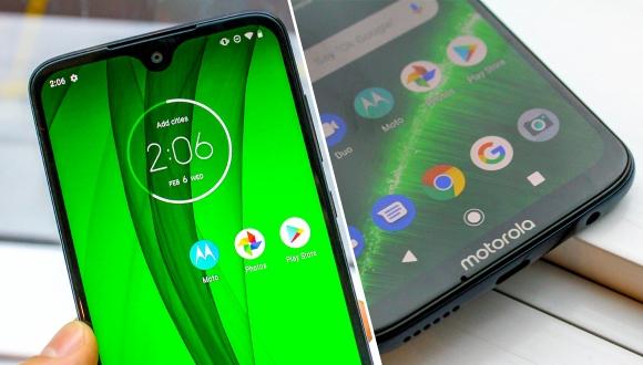Kamerası ile dikkat çeken Moto G7 Plus tanıtıldı!