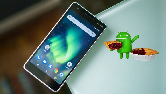1 GB RAM'li Nokia 2.1 için Android Pie yayınlandı!