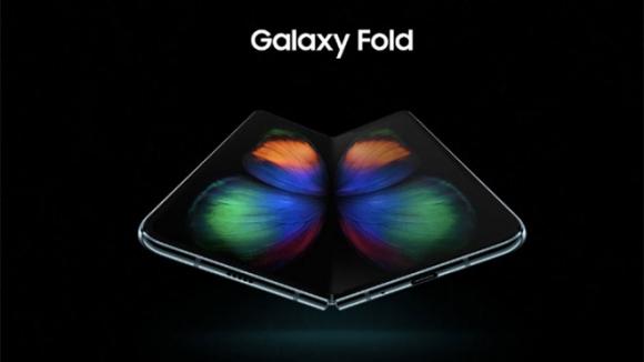 Katlanabilir telefon Samsung Galaxy Fold özellikleri!
