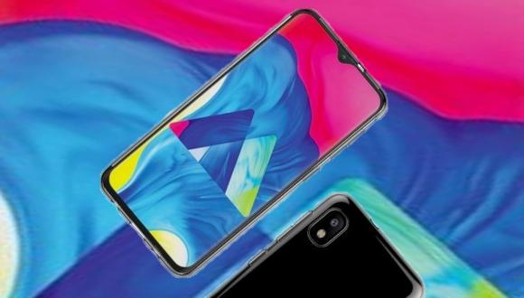 Samsung Galaxy A10'un tasarımı ortaya çıktı!