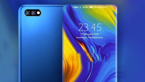 Xiaomi'den ekranı tamamen kavisli telefon müjdesi!