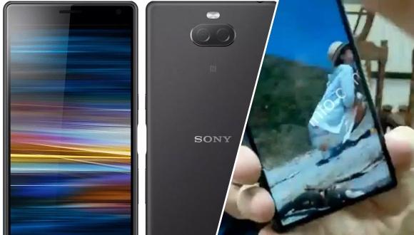 Sony Xperia XA3 çalışırken görüntülendi!