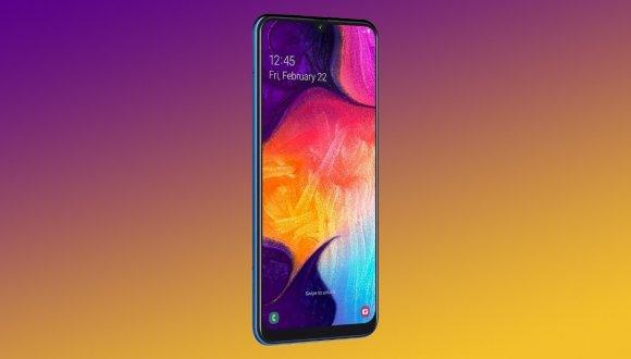 Infinity-U ekranlı Galaxy A50 fiyatı açıklandı!
