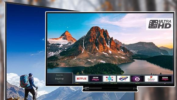 4K Ultra HD TV'lerde indirim fırsatları!