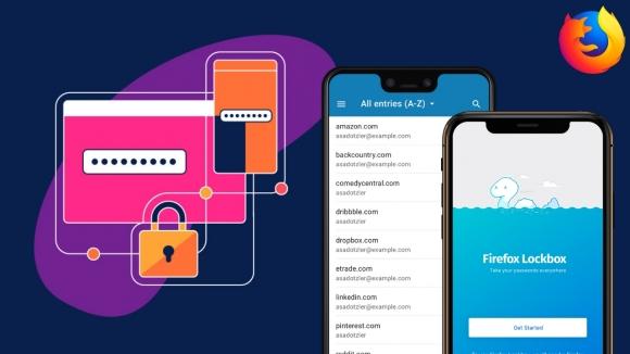 Mozilla yeni şifre yöneticisini kullanıcılara sundu!