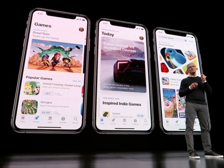 Apple Card, TV+, News+, Arcade tanıtıldı!