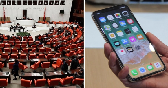 Apple'ın iPhone'ları yavaşlatması TBMM gündeminde!
