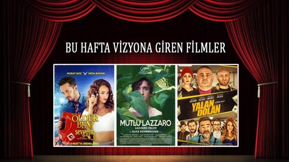 Bu hafta vizyona giren filmler – 1 Mart