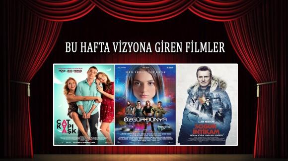 Bu hafta vizyona giren filmler – 22 Mart