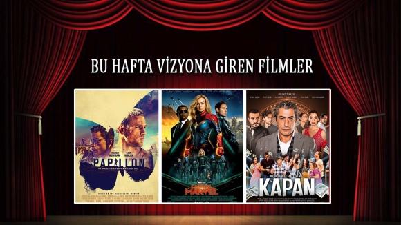 Bu hafta vizyona giren filmler – 8 Mart