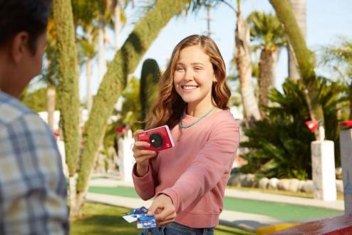 Canon'dan şipşak fotoğraf makinesi: Canon Cliq