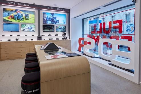 Canon Deneyim Merkezi, Sirkeci'de açıldı!