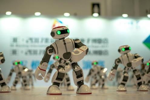 Dünyadaki robot nüfusu yüzde 12 arttı!