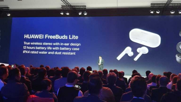 Huawei FreeBuds Lite tanıtıldı! Neler sunuyor?